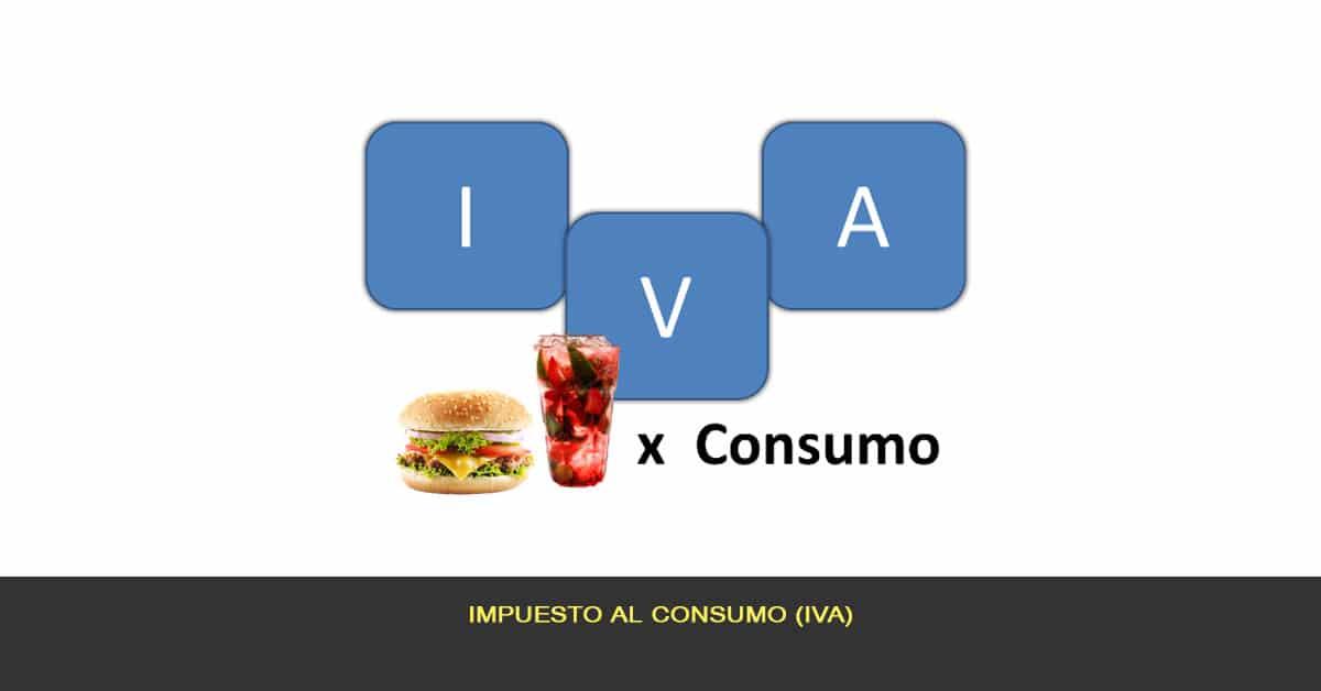 Impuesto al Consumo IVA