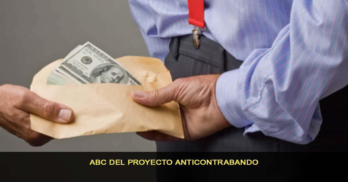 ABC del proyecto anticontrabando