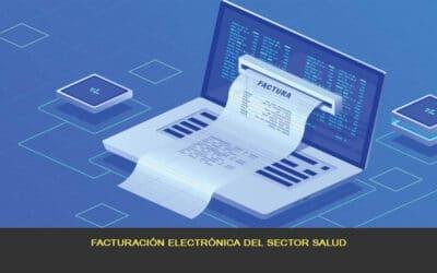 Facturación electrónica del sector Salud