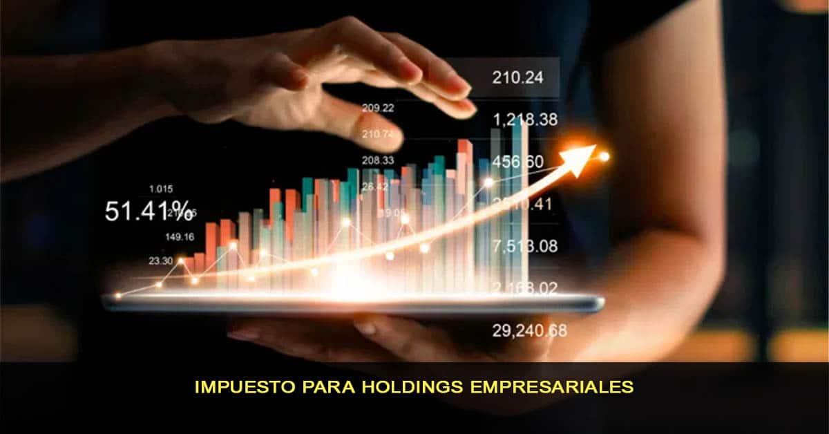 Impuesto para Holdings empresariales