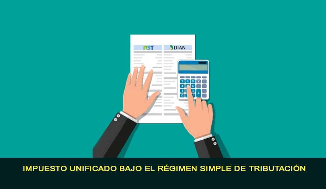 Impuesto unificado bajo el régimen simple de tributación
