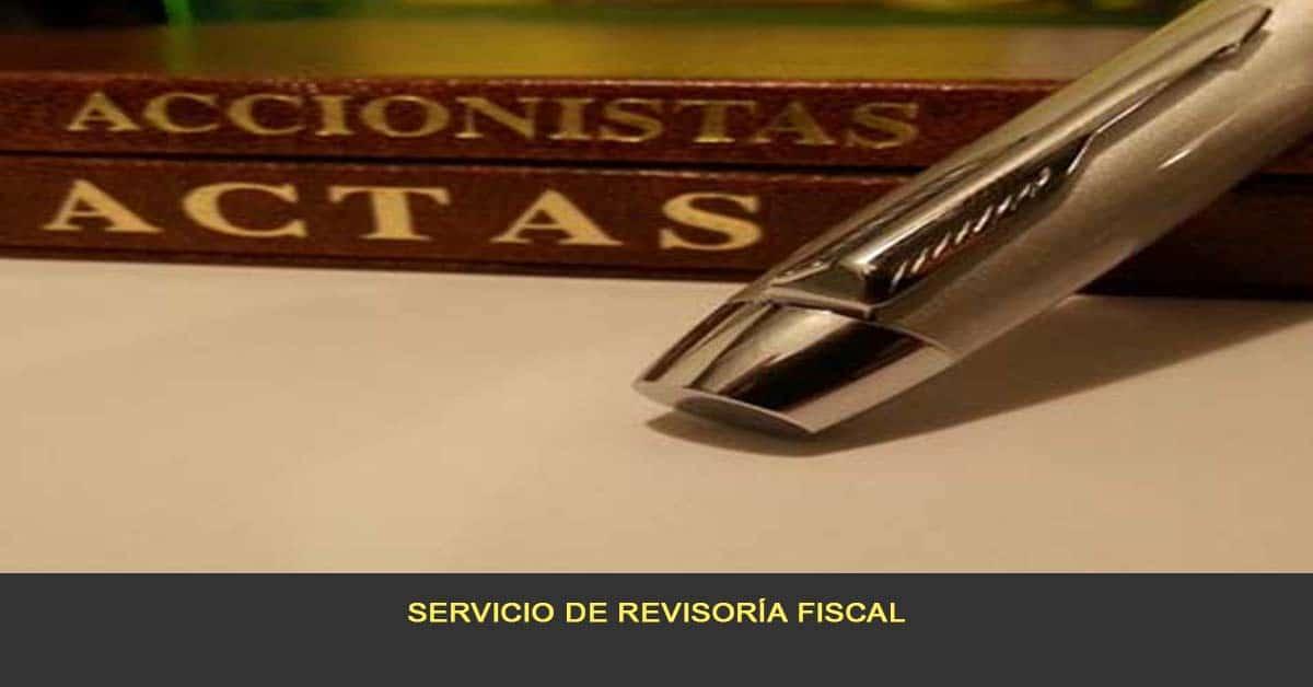 Servicio de Revisoría fiscal