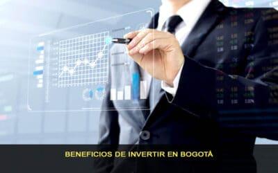 Beneficios de invertir en Bogotá