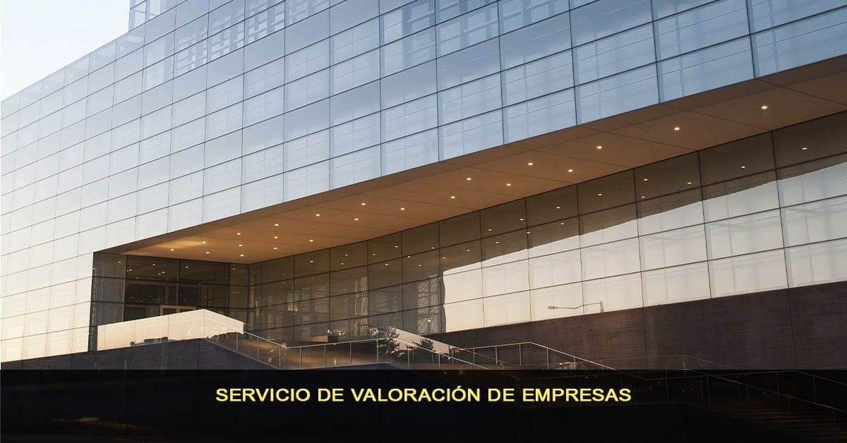 Servicio de valoración de empresas