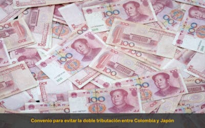 Doble tributación Colombia y Japón