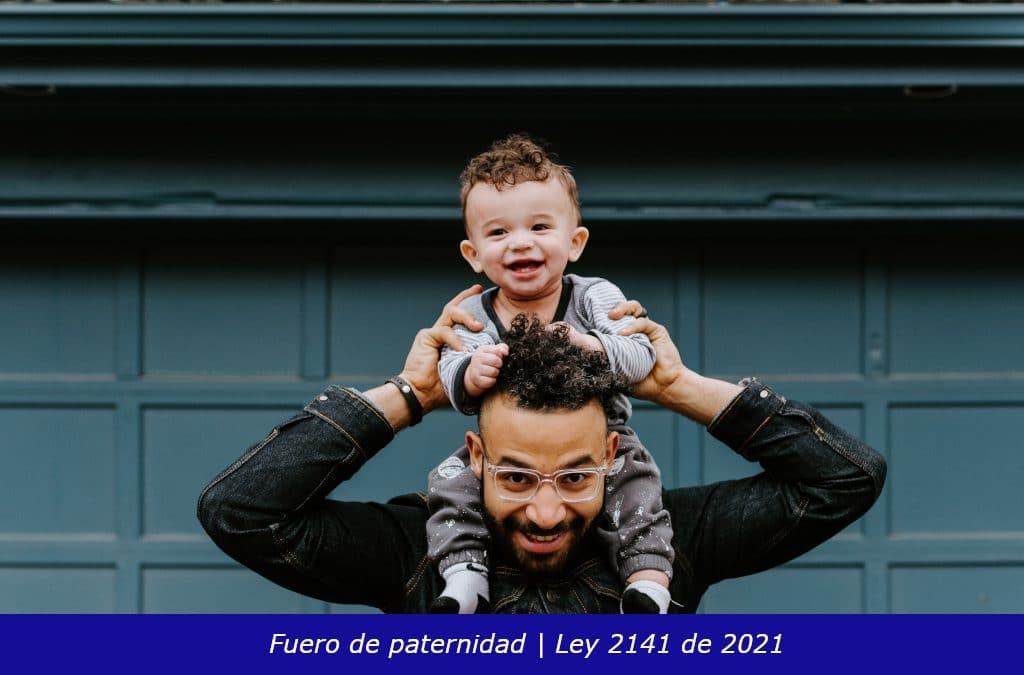 ¿Cuándo aplica el fuero de paternidad?